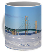 Mackinac In March Coffee Mug