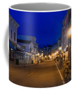 Mackinac Island Midnight Coffee Mug