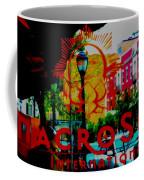 Macro Sun 2 Coffee Mug