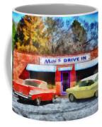 Mac's Drive In Coffee Mug