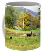 Mac's Farm In Balsam Grove 2 Coffee Mug