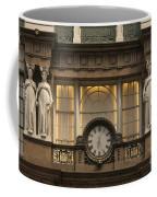 Macy's Clock Coffee Mug