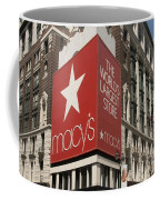 Macy's Department Store Coffee Mug