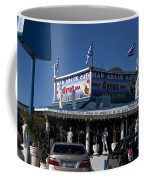 Mad Greek Cafe Coffee Mug