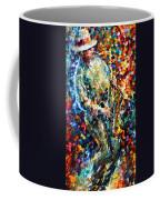 Mad Jazz Coffee Mug