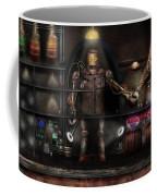 Mad Scientist - The Enforcer Coffee Mug