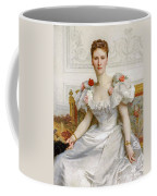 Madam The Countess Of Cambaceres Coffee Mug
