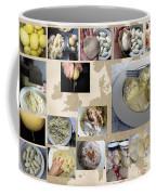 Made In Lithuania... Cepelinai- Potato Dumplings Coffee Mug