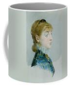 Mademoiselle Lucie Delabigne Coffee Mug