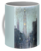 Madison Avenue At Twilight Coffee Mug