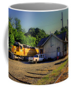 Madison Georgia Historic Train Station Coffee Mug