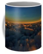 Madison Wi Sunset At 30000 Coffee Mug