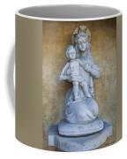 Madonna And Child Carmel Mission Monterey California Coffee Mug