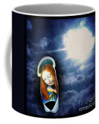 Madonna Lightens The Earth Coffee Mug