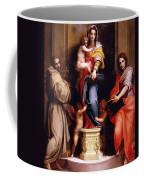 Madonna Of The Harpies Coffee Mug