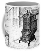 Magazine Stove, 1880 Coffee Mug
