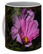 Magenta Cosmos 2 Coffee Mug