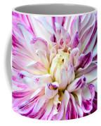 Magenta Dahlia Coffee Mug