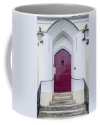 Magenta Door Coffee Mug