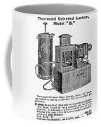 Magic Lantern, 1900 Coffee Mug