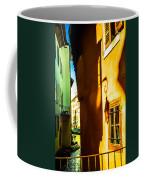 Magic Lantern On The Walls Of Annecy Coffee Mug