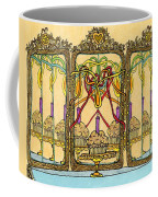 Magic Mirror - Cake  Coffee Mug