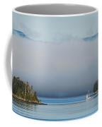 Magic Morning In Tracy Arm Alaska Coffee Mug