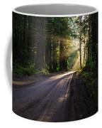 Magic Of Redwood Coffee Mug