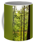 Magic Of The Golden Forest Coffee Mug
