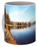 Magic On Seeley Lake Coffee Mug