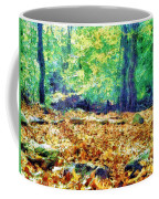 Magic Stone Circle Coffee Mug