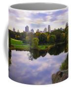 Magical 2 - Central Park - Nyc Coffee Mug
