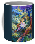 Magical Storybook Coffee Mug by Jen Norton