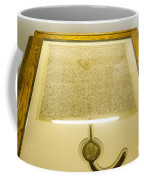 Magna Carta Coffee Mug