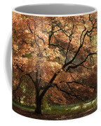 Magnificent Autumn Coffee Mug by Anne Gilbert
