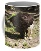 Magnificent Bald Eagle Breakfast Coffee Mug