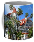 Magnificent Hotel Del Coffee Mug