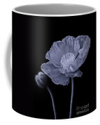 Magnificent Simplicity Cyan Coffee Mug