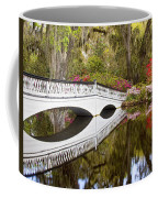 Magnolia Gardens' Bridge Coffee Mug