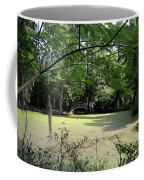 Magnolia Plantation Bridge Coffee Mug