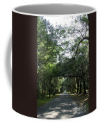 Magnolia Plantation Road Coffee Mug