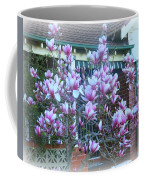 Magnolias At Home Coffee Mug