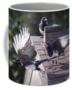 Magpie Dispute Coffee Mug