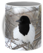 Magpie Profile Coffee Mug