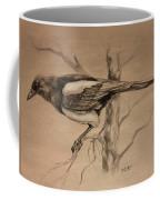 Magpie Sketch Coffee Mug