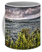 Mahanoy Mountain  Coffee Mug