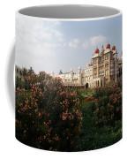Maharaja's Palace And Garden India Mysore Coffee Mug