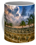 Mahogany Bay Beach-roatan-honduras Coffee Mug