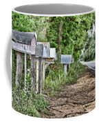 Mail Route Coffee Mug