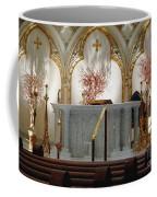 Main Altar Saint Jospehs Cathedral Buffalo New York Coffee Mug